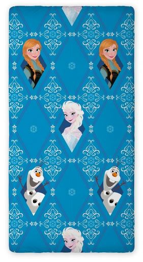 Disney Frozen fitted sheet